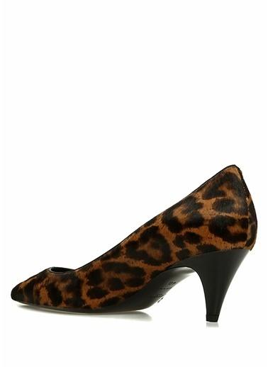Saint Laurent Ayakkabı Leopar